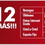 50% saldo extra gratis con Ortel Mobile