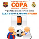 Gana un móvil Android gratis con el concurso de Simyo