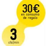 30 euros de llamadas gratis haciéndote de MÁSmovil