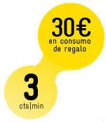 30 euros en llamadas con MÁSmovil gratis