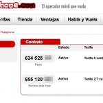 Pepephone añade los alias al listado de números de teléfonos