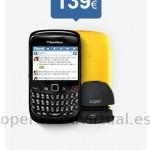 Tuenti Móvil te regala los accesorios al comprar una BlackBerry 8520
