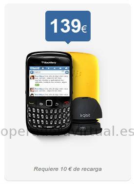 Blackberry 8520 de Tuenti Móvil