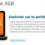 5 GB de internet móvil con Simyo por 20.49 euros al mes