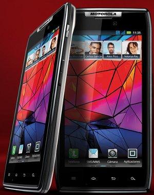 Motorola Razr de Yoigo, nuevo móvil