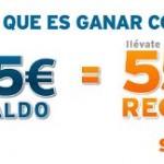 Haz portabilidad a Simyo y llévate 15 euros de saldo y 500 minutos en llamadas