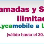 Llamadas y SMS gratis con Lycamobile a otros Lycamobile nacionales