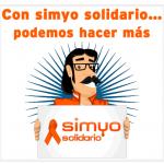 Consigue un HTC Wildfire gratis de Simyo haciéndote de Simyo solidario