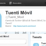 El Twitter de Tuenti Móvil