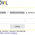 Cancelar línea móvil MÁSmovil