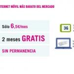 moviData te ofrece una tarifa de datos de 300 megas 2 meses gratis
