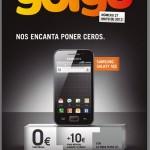 Fin de la subvención teléfonos móviles Yoigo