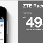 ZTE Racer II por 49 euros con Tuenti Móvil, el smartphone Android más barato