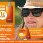 "Nuevo ""pintxo"", módem USB, prepago de Euskaltel"