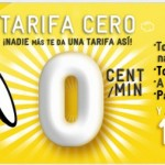 Tarifa de 0.0 céntimos/minuto de MÁSmovil, con bono de datos