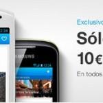 Solo hoy con Tuenti Móvil, móviles prepago con 10 euros de descuento en la tienda oficial