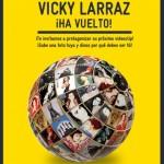 Participa en el próximo videoclip de Vicky Larraz con MÁSmovil