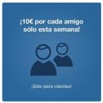 Hasta hoy: 10 euros de saldo gratis en Tuenti Móvil si invitas a un amigo