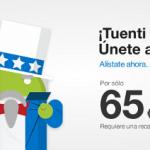 Nuevo smartphone Alcatel OT 918 por 65 euros en prepago de Tuenti Móvil
