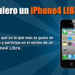 iPhone 4 libre con Simyo
