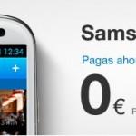Samsung Galaxy S3 a 0 euros de inicio, 22 euros/mes con Tuenti Móvil