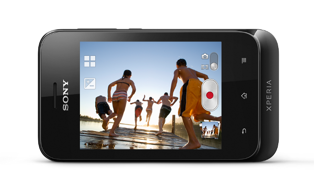 Sony Xperia tipo Tuenti móvil libre