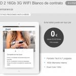 Tuenti Móvil incorpora iPad e iPad2 a su tienda móvil