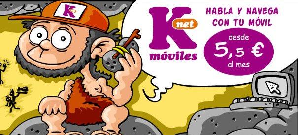 Knet móvil la nueva OMV