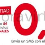 Promoción llamadas a 2.5 céntimos/minuto con Movildia, contratando bono
