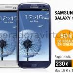 Promoción renovada: 50 euros de descuento directo con Yoigo y Jazztel Móvil para el Samsung Galaxy S3 y otros Samsung