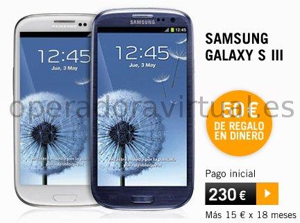 Yoigo Samsung S3, S2 Note oferta especial