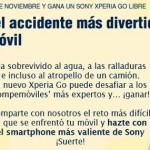 Último día: Gana un Sony Xperia Go libre con The Phone House