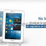 Comprando un Samsung Galaxy S3 con Yoigo llévate una tablet Galaxy Tab 2.7.0 Wifi