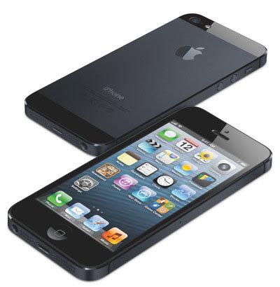 Imagen del iPhone 5 de Apple