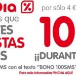 MovilDIA saca su promoción de navidad, 100 SMS por 4 euros