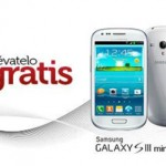 Samsung Galaxy S3 Mini con Ocean's Movil y su Mega 25