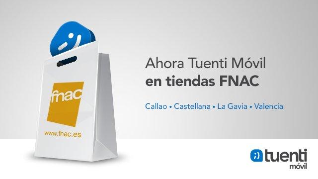 Compra Tuenti Móvil en FNAC