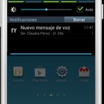 fonYou activa las notificaciones de buzón de voz en móviles Android