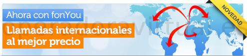 Servicio internacional de fonYou