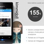 Sony Xperia Miro Kimmidoll Edition de tarjeta con Tuenti Móvil
