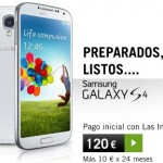 Samsung Galaxy S4 ya disponible con Yoigo