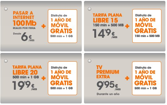 Clientes actuales línea gratis en Euskaltel