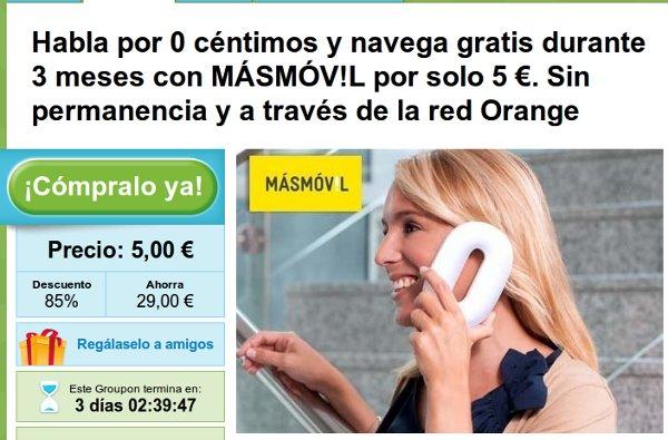 Promo de MÁSmovil