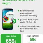 Amena también ofrece el Samsung Galaxy S4