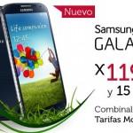 El Samsung Galaxy S4 con Ocean's