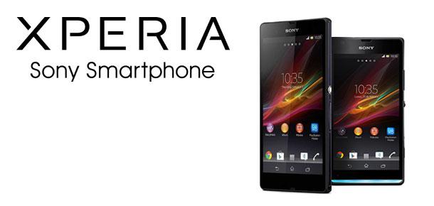 Amena incorpora la gama de Sony Xperia nueva