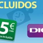 Bonos de Digi Mobil, SMS + llamadas