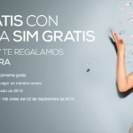 Tarjeta SIM gratis y 1 GB de internet móvil gratis con Tuenti Móvil
