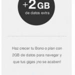 Tuenti Móvil hace desaparecer el bono de 3GB de datos