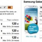 Yoigo, regalo de funda Samsung al comprar un Samsung Galaxy S4